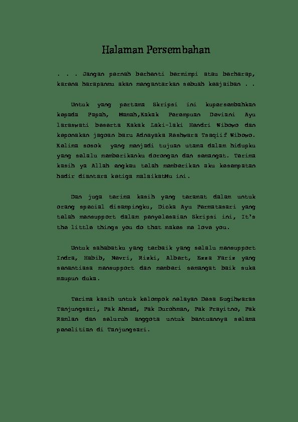 Halaman Persembahan Skripsi [eljqr1pre741]