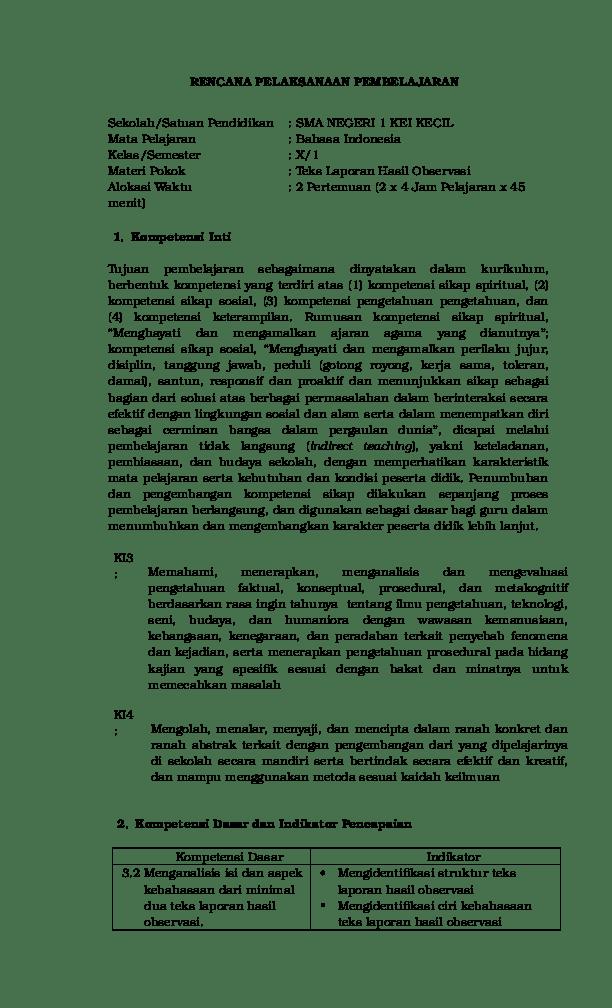 Merevisi Isi Teks Laporan Hasil Observasi : merevisi, laporan, hasil, observasi, Bahasa, Laporan, Hasil, Observasi, Adalah, Berbagai, Penting