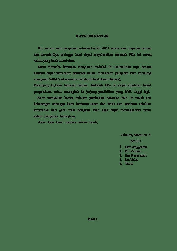 Isi Deklarasi Bangkok : deklarasi, bangkok, Sebutkan, Tokoh, Menandatangani, Deklarasi, Bangkok