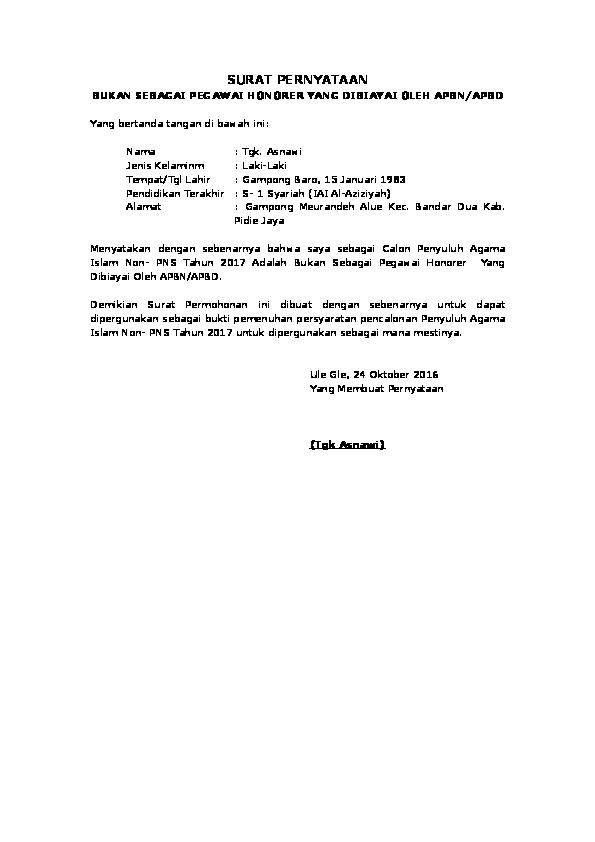 Surat Keterangan Gaji Dibayar Tunai : surat, keterangan, dibayar, tunai, Contoh, Surat, Keterangan, Cute766