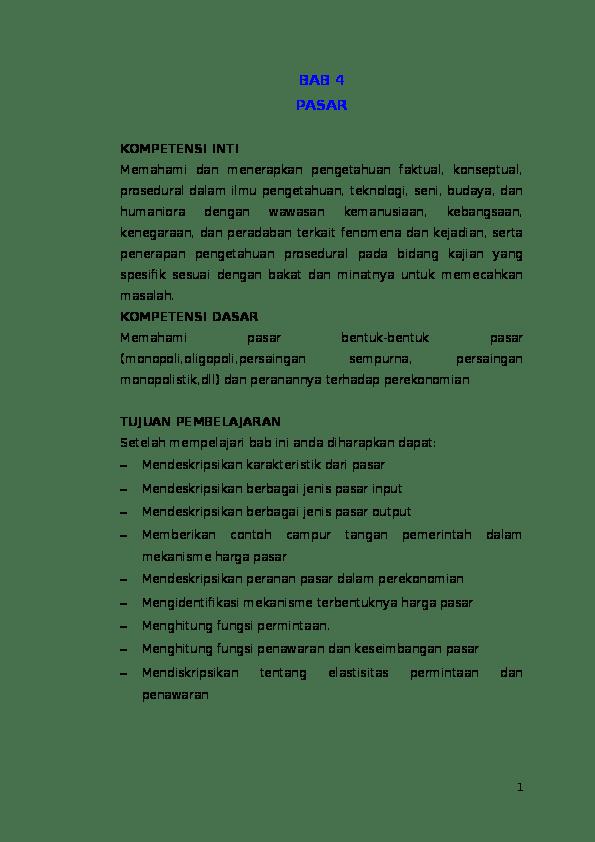 Jelaskan Dan Sebutkan Salah Satu Contoh Pasar Persaingan Sempurna : jelaskan, sebutkan, salah, contoh, pasar, persaingan, sempurna, Pasar, Diyah, Academia.edu
