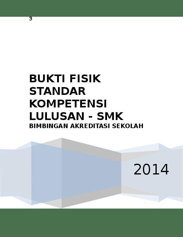 Download Bukti Fisik Akreditasi Smk : download, bukti, fisik, akreditasi, Bukti, Fisik, Akreditasi, Putra, Suparno, Academia.edu