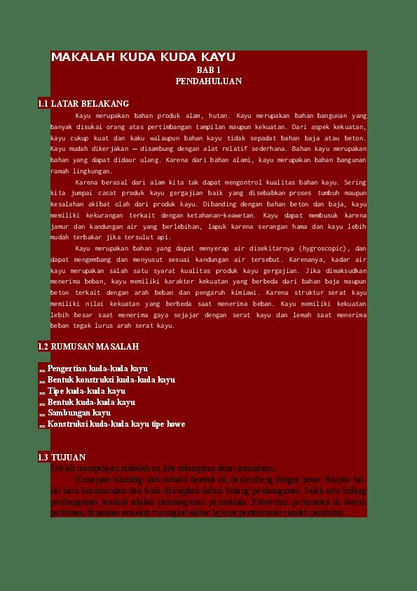 Pengertian Kuda Kuda : pengertian, MAKALAH, Putra, Academia.edu