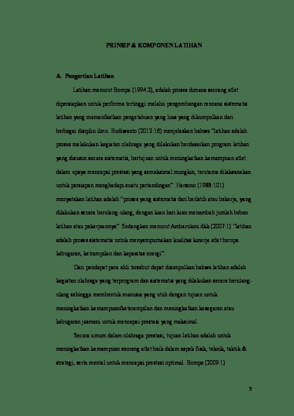 Prinsip Latihan Kebugaran Jasmani : prinsip, latihan, kebugaran, jasmani, Sebutkan, Prinsip, Latihan, Kebugaran, Jasmani, Mendetail