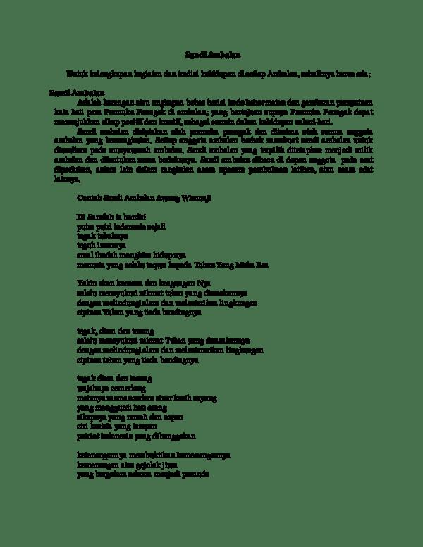 Contoh Sandi Ambalan : contoh, sandi, ambalan, Contoh, Sandi, Ambalan, Pramuka, Penegak, Soekarno, Fatmawati, 157-158, Academia.edu