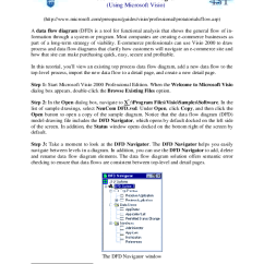 Visio Data Flow Model Diagram Contura Switch Wiring Tutorial Using Microsoft Huda Istiqamah Pdf