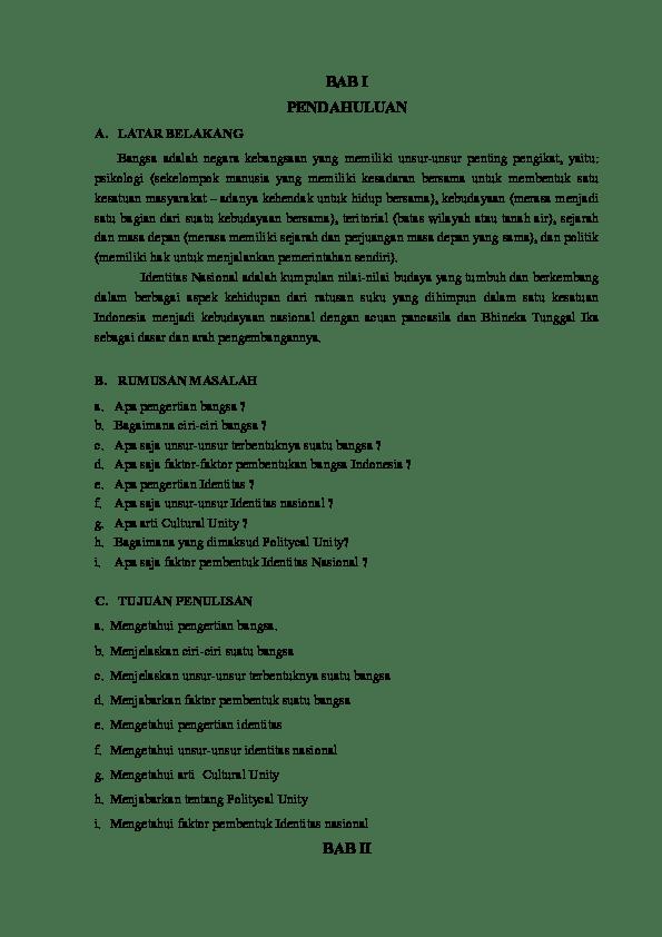 Faktor Faktor Pembentuk Bangsa Indonesia : faktor, pembentuk, bangsa, indonesia, Tugas, Putra, Zalukhu, Academia.edu