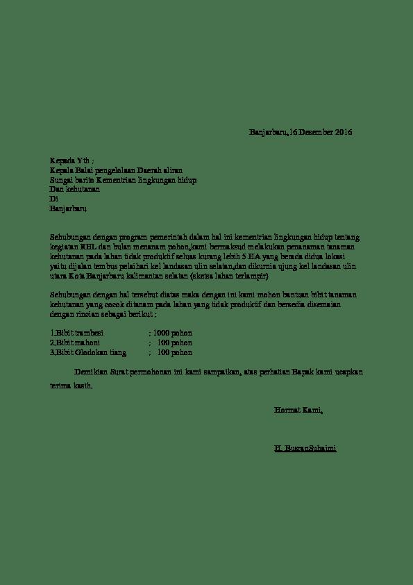 Contoh Proposal Permohonan Bibit Ke Dinas Pertanian : contoh, proposal, permohonan, bibit, dinas, pertanian, Contoh, Proposal, Permohonan, Bibit, Dinas, Pertanian, Temukan