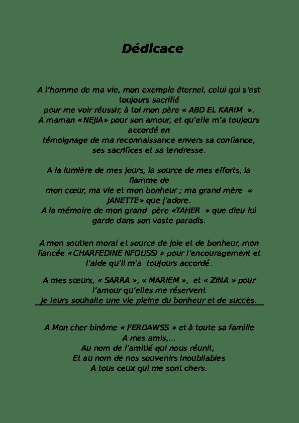 à La Mémoire De Mon Grand Père : mémoire, grand, père, Dédicace, ROUISSI, Rabaa, Academia.edu