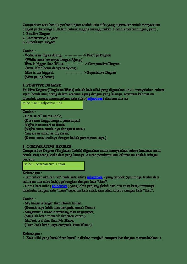 Contoh Kalimat Kata Sifat : contoh, kalimat, sifat, Contoh, Kalimat, Sifat, Dalam, Bahasa, Inggris, Kumpulan, Bijak, Dubai, Khalifa