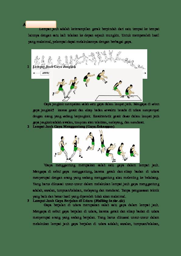 Gaya Pada Lompat Tinggi : lompat, tinggi, Gambar, Dalam, Lompat, Tinggi, Candid, Kekinian