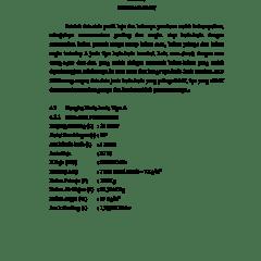 Kuda Baja Ringan Bentang 15 M Doc Bab Iv Perencanaan Struktur Rangka 18