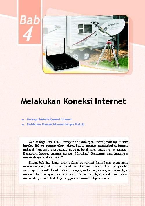 Sebutkan Syarat Syarat Koneksi Ke Internet : sebutkan, syarat, koneksi, internet, 4-Melakukan, Koneksi, Internet, Ismail, Academia.edu