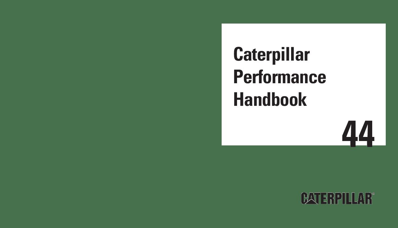 medium resolution of  pdf caterpillar performance handbook han ayoub academia edu on manual peugeot 207 pion ebook on nson tractor ignition switch wiring diagram prongs