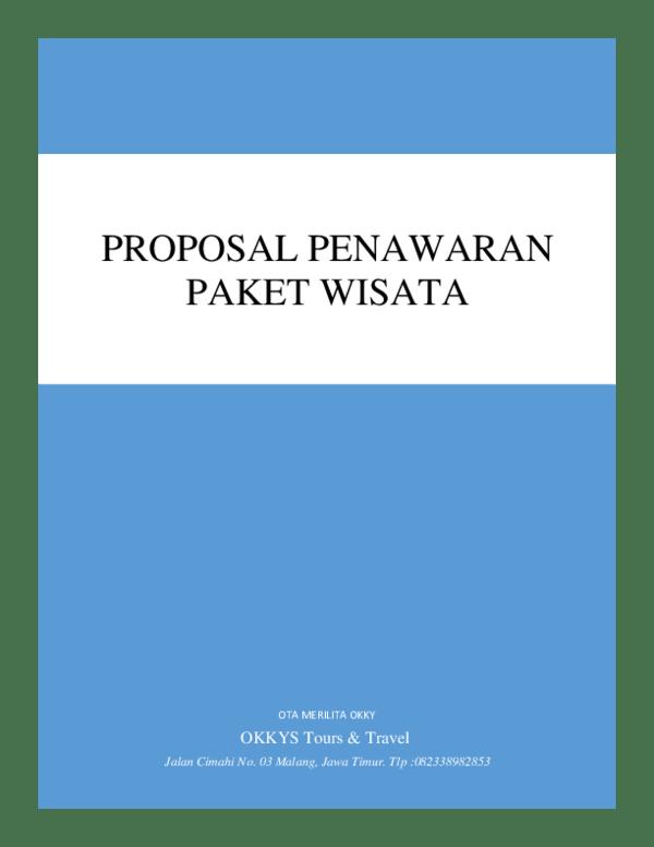 Contoh Proposal Penawaran Paket Wisata Pdf : contoh, proposal, penawaran, paket, wisata, PROPOSAL, PENAWARAN, PAKET, WISATA, Aksal, Academia.edu