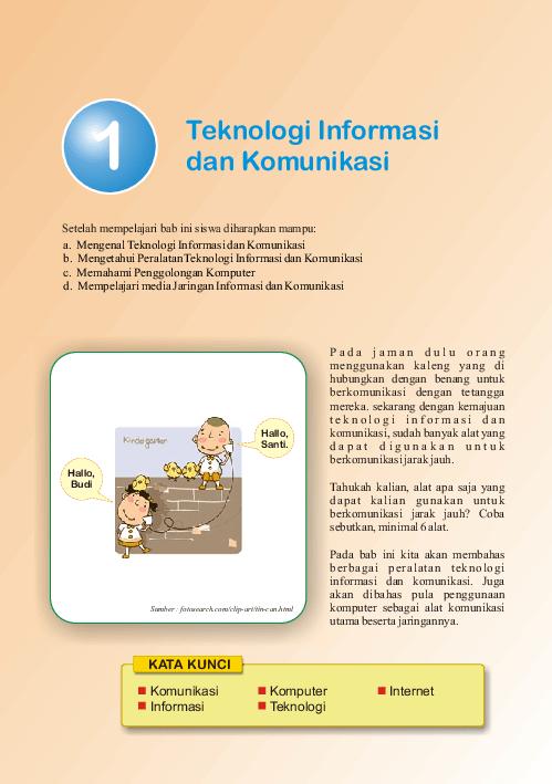 Sebutkan Peralatan Teknologi Informasi : sebutkan, peralatan, teknologi, informasi, Kelas, Teknologi, Informasi, Komunikasi, Academia.edu
