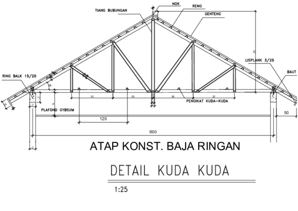 baja ringan pdf a4 atap konstruksi pras bowo academia edu