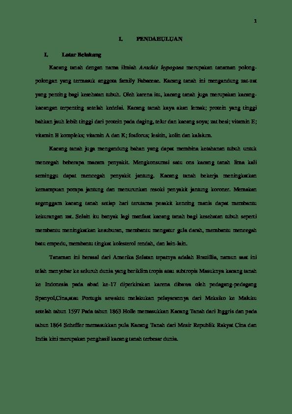Nama Ilmiah Kacang Tanah : ilmiah, kacang, tanah, Budidaya, Kacang, Tanah, Swanri, Pakpahan, Academia.edu