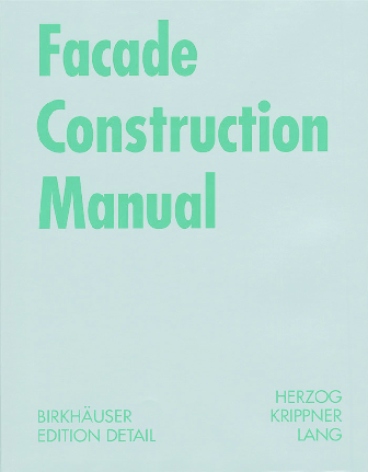 PDF) Facade Construction Manual | Serban Adina - Academia.edu