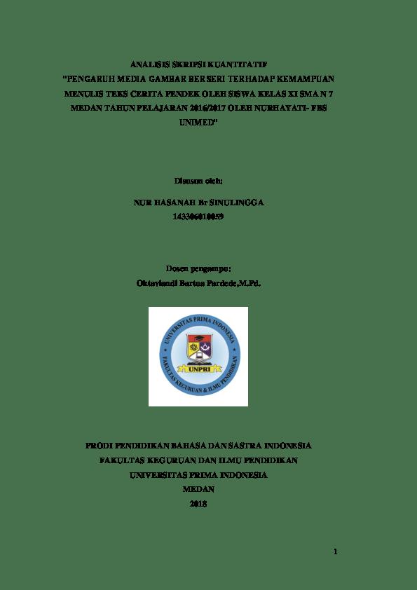 Contoh Judul Skripsi Pendidikan Matematika Kualitatif Cute766