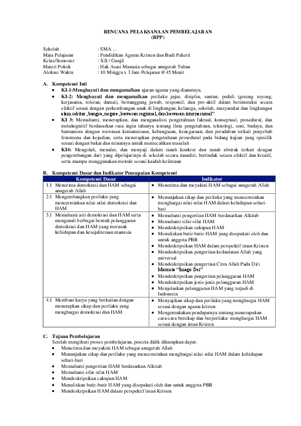 Rpp Agama Kristen Sd Kurikulum 2013 Revisi 2017 : agama, kristen, kurikulum, revisi, Download, Agama, Katolik, Kurikulum, IlmuSosial.id