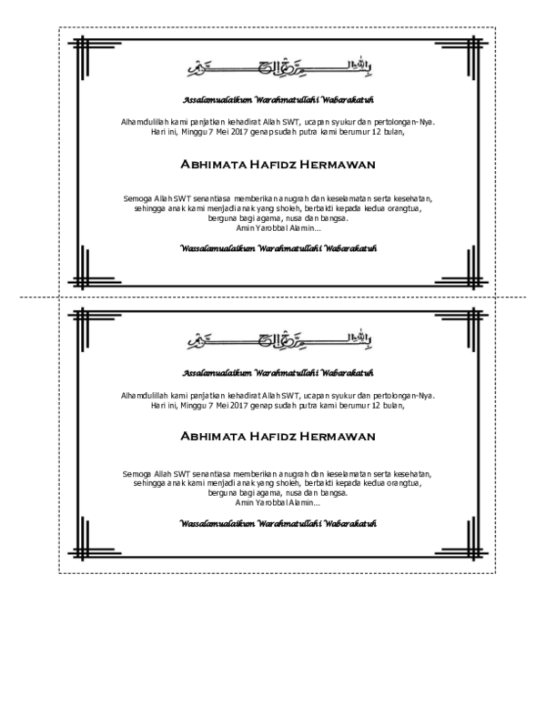Wassalamualaikum Warahmatullahi Wabarakatuh : wassalamualaikum, warahmatullahi, wabarakatuh, Assalamualaikum, Warahmatullahi, Wabarakatuh, Hermawan, Academia.edu