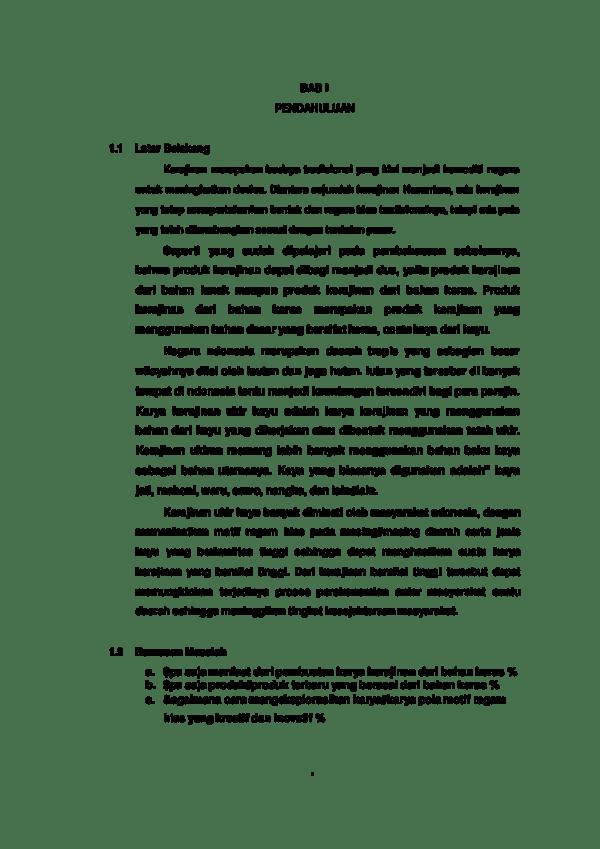 Makalah Kerajinan Bahan Keras : makalah, kerajinan, bahan, keras, Docdownloader.com, Makalah, Kerajinan, Bambudocx.DOCX, PURNOMO, Academia.edu