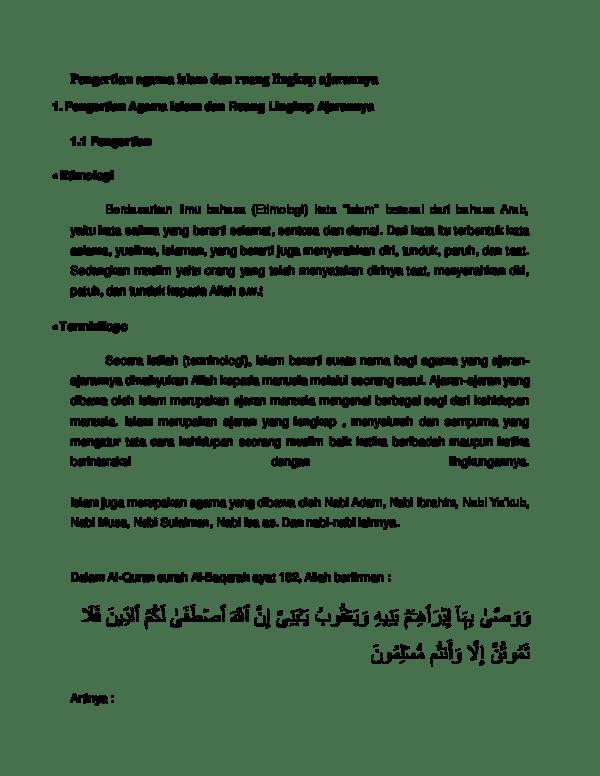 Jelaskan Pengertian Agama Baik Secara Etimologis Maupun Secara Terminologis? : jelaskan, pengertian, agama, secara, etimologis, maupun, terminologis?, Pengertian, Agama, Islam, Secara, Etimologi, Terminologi