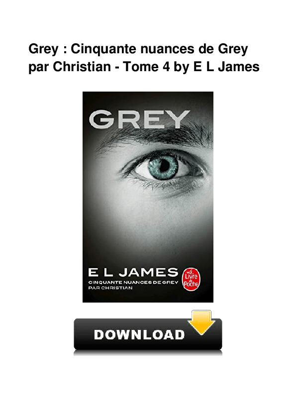 Cinquante Nuances De Grey 4 : cinquante, nuances, Category: