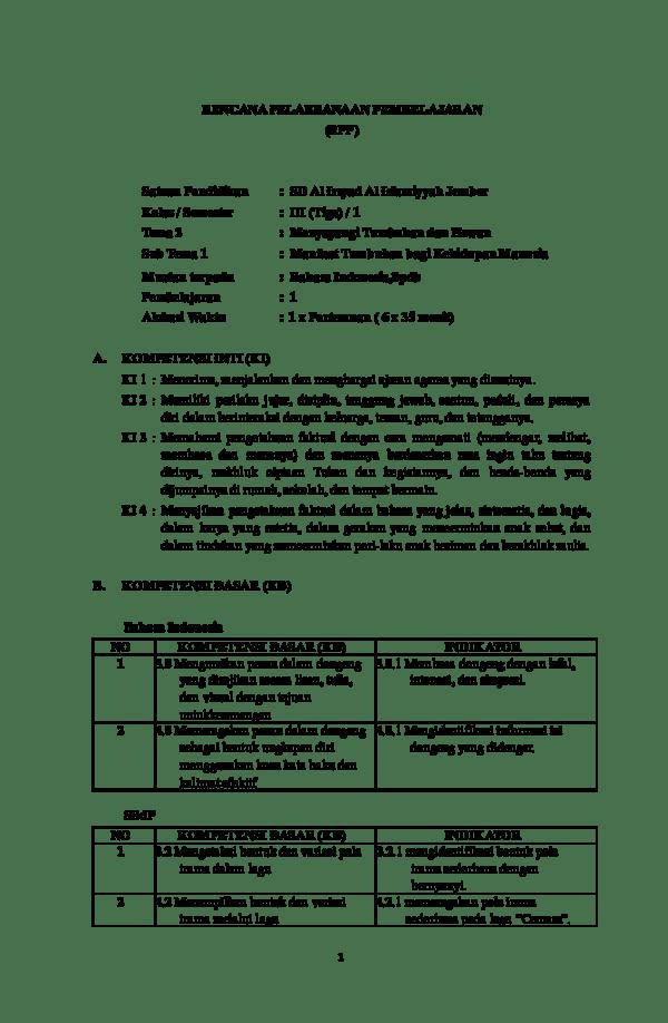 Baris Pada Lagu Cemara Yang Pola Iramanya Sama : baris, cemara, iramanya, Khadijah, Academia.edu