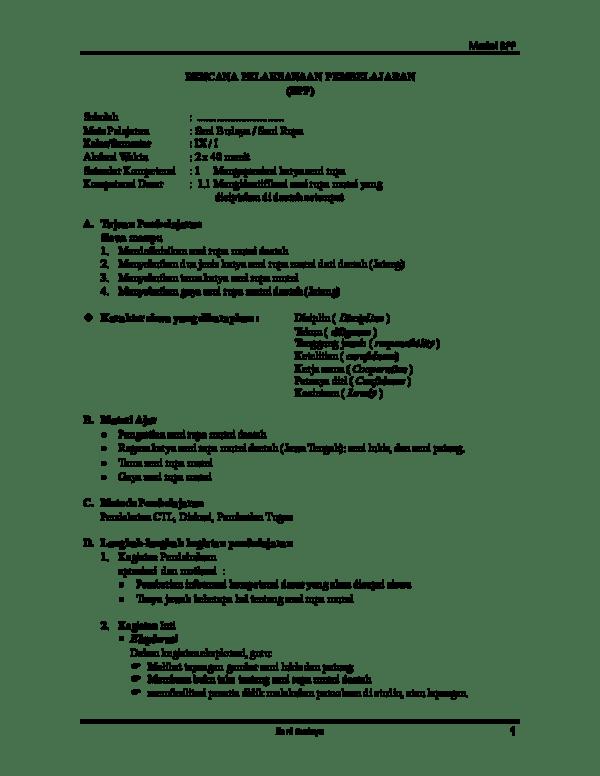 Rpp Seni Budaya Smp Kelas 7 8 9 Kurikulum 2013 : budaya, kelas, kurikulum, Budaya, Research, Papers, Academia.edu