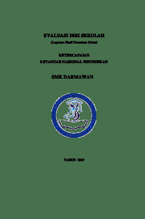Evaluasi Diri Sekolah Doc : evaluasi, sekolah, Evaluasi, Sekolah, Rahmat, Darsono, Academia.edu