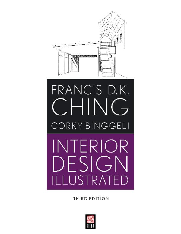 Francis D K Ching Corky Binggeli