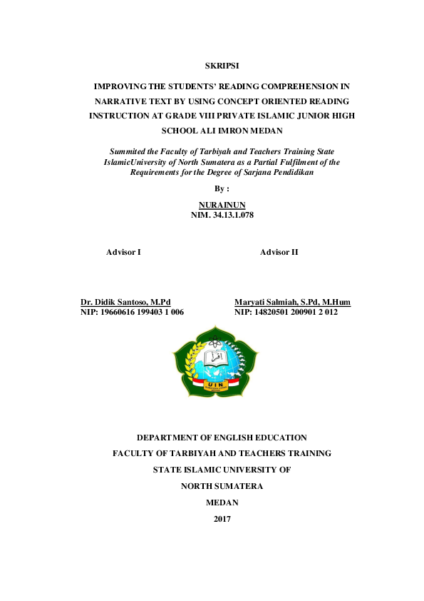 Ptk Bahasa Inggris Smp Pdf : bahasa, inggris, Skripsi, Bahasa, Inggris, Unrestricted