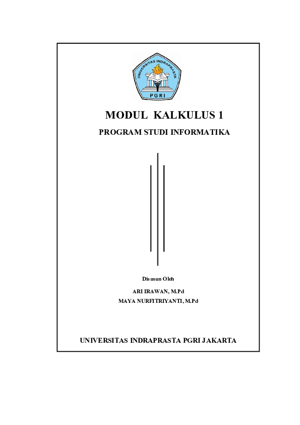 20/05/2020· contoh soal kalkulus 1 teknik informatika. Contoh Soal Kalkulus 1 Teknik Informatika
