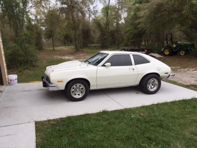 1978 ford pinto for
