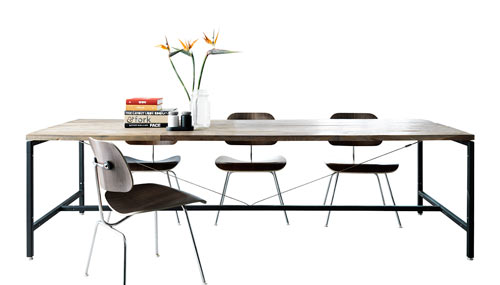 The New Vipp Dining Table in home furnishings Category