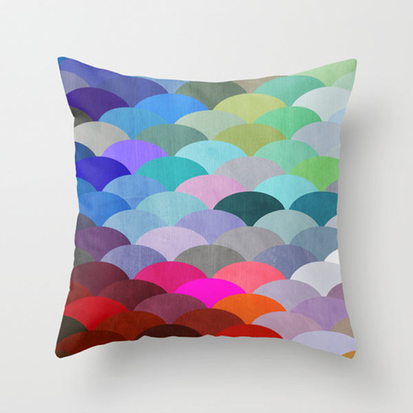 Fresh From The Dairy Patterned Pillows  Design Milk