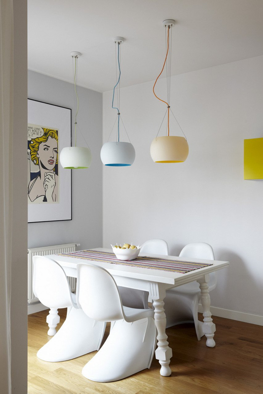 12 Ways to Use Panton Chairs Inside and Outdoors  Design
