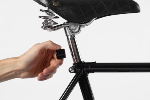 Lucetta Magnetic Bike Lights in technology Category