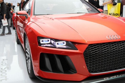 Audi: Cars With Frickin' Laser Beams