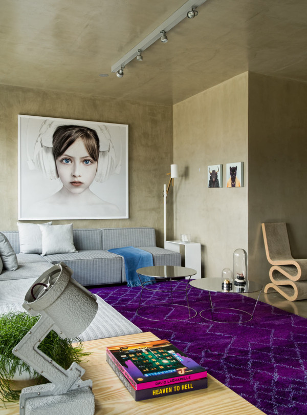 Vila Leopoldina Loft by Diego Revollo in main interior design architecture  Category