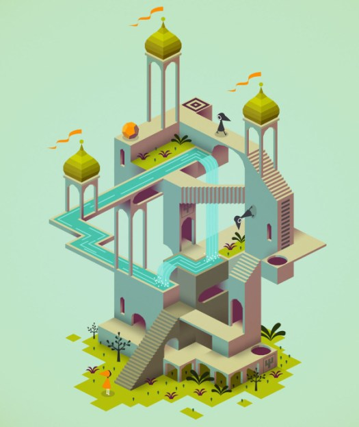 Monument Valley: The Most Beautiful Game You've Ever Seen