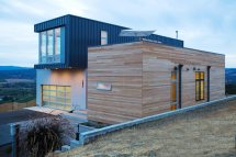 Prefab Modular Home In Hills Of Sonoma County