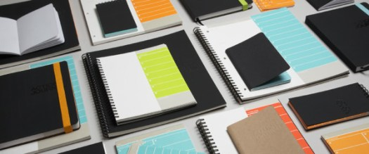 Ghostly & Behance Action Method Notebooks For Designers in style fashion main art Category