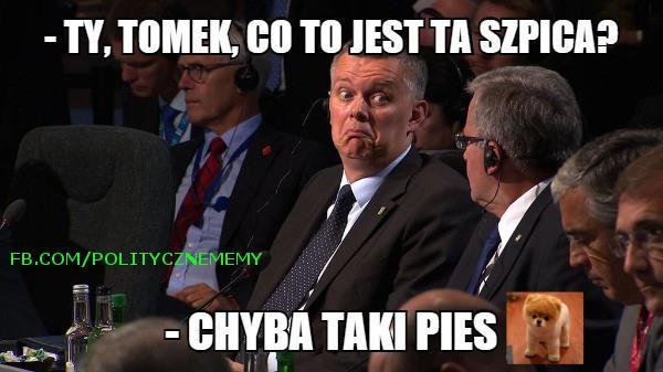 Tomasz Siemoniak i szpica na szczycie NATO