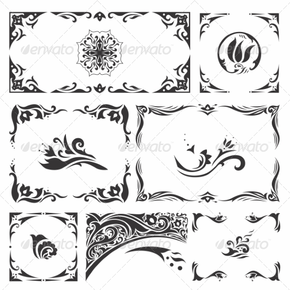 Barok Ornaments » Dondrup.com