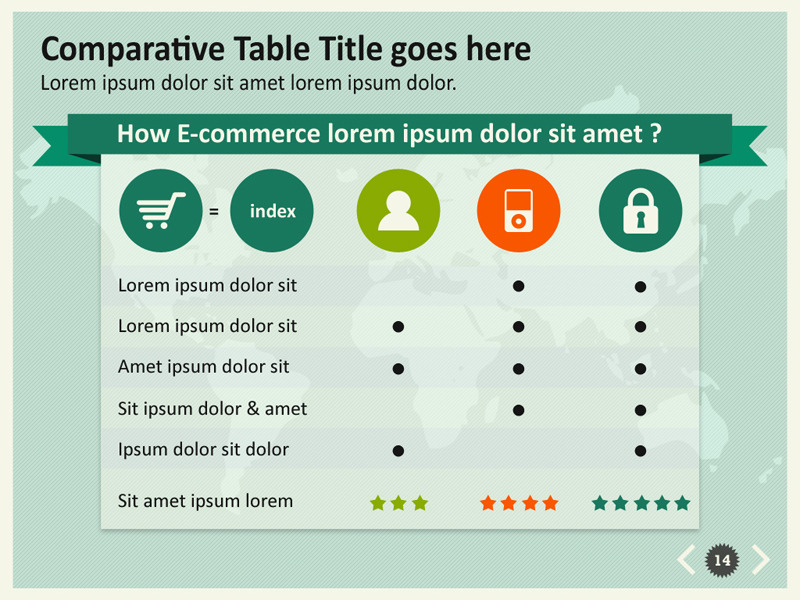 infographic template online