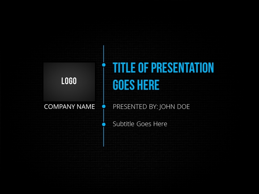 10 Stunning Professional Powerpoint Templates | The Inspiration Blog
