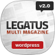 Download Legatus - Responsive News/Magazine Theme from ThemeForest